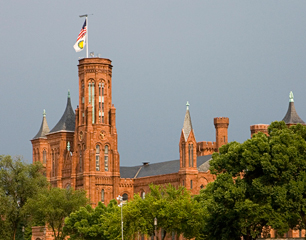 Smithsonian Castle photograph