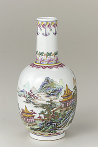 Vase from the Smithsonian Collections